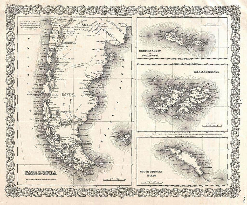 Patagonia Cartina Geografica.Patagonia Dove Si Trova E Quando Andare Ecco Le Risposte