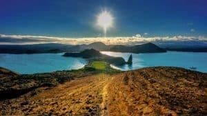 Viaggio alle isole Galapagos - cosa vedere, cosa fare, la guida 2021 - isola bartolome