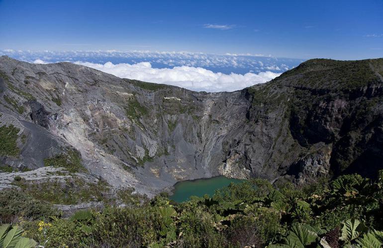 Parco nazionale vulcano Irazú, Costa Rica. Informazioni per visitarlo