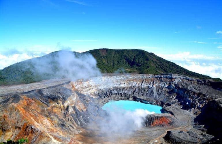 Parco nazionale vulcano Poas, Costa Rica. Informazioni per visitarlo