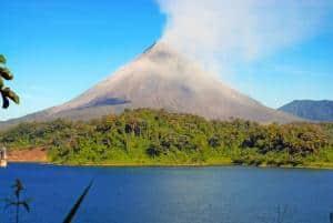 Costa Rica, itinerario di 2 settimane: cosa vedere, cosa fare- Parco Arenal