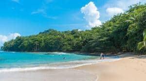 Costa Rica, itinerario di 2 settimane: cosa vedere, cosa fare- Manuel Antonio_spiaggia